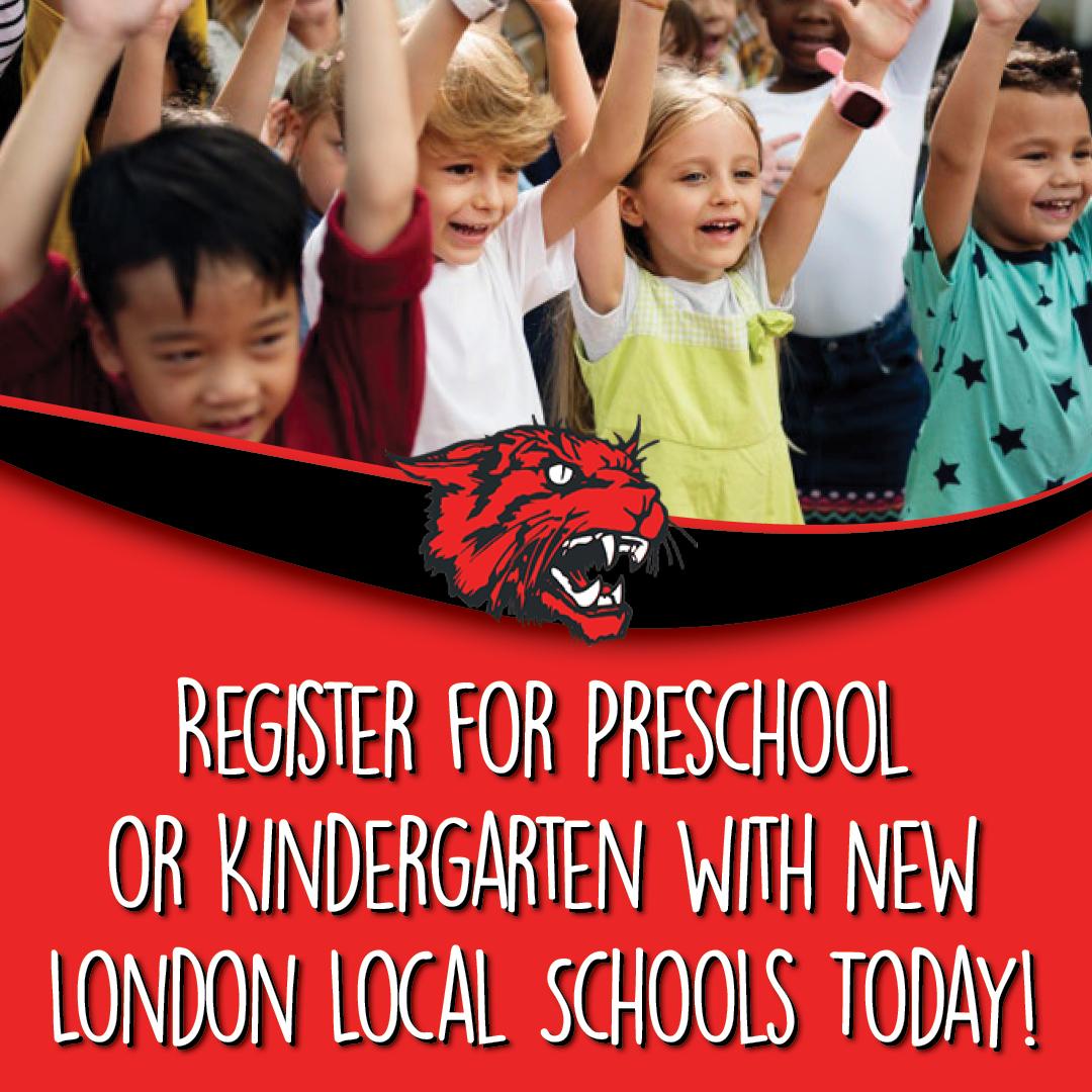 Register for Preschool beginning February 19th, 2021