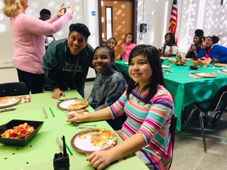 Greenview Middle School Thanksgiving Celebration