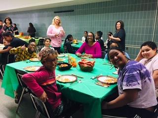 Greenview Thanksgiving Celebration