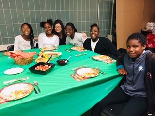 Greenview Thanksgiving Feast