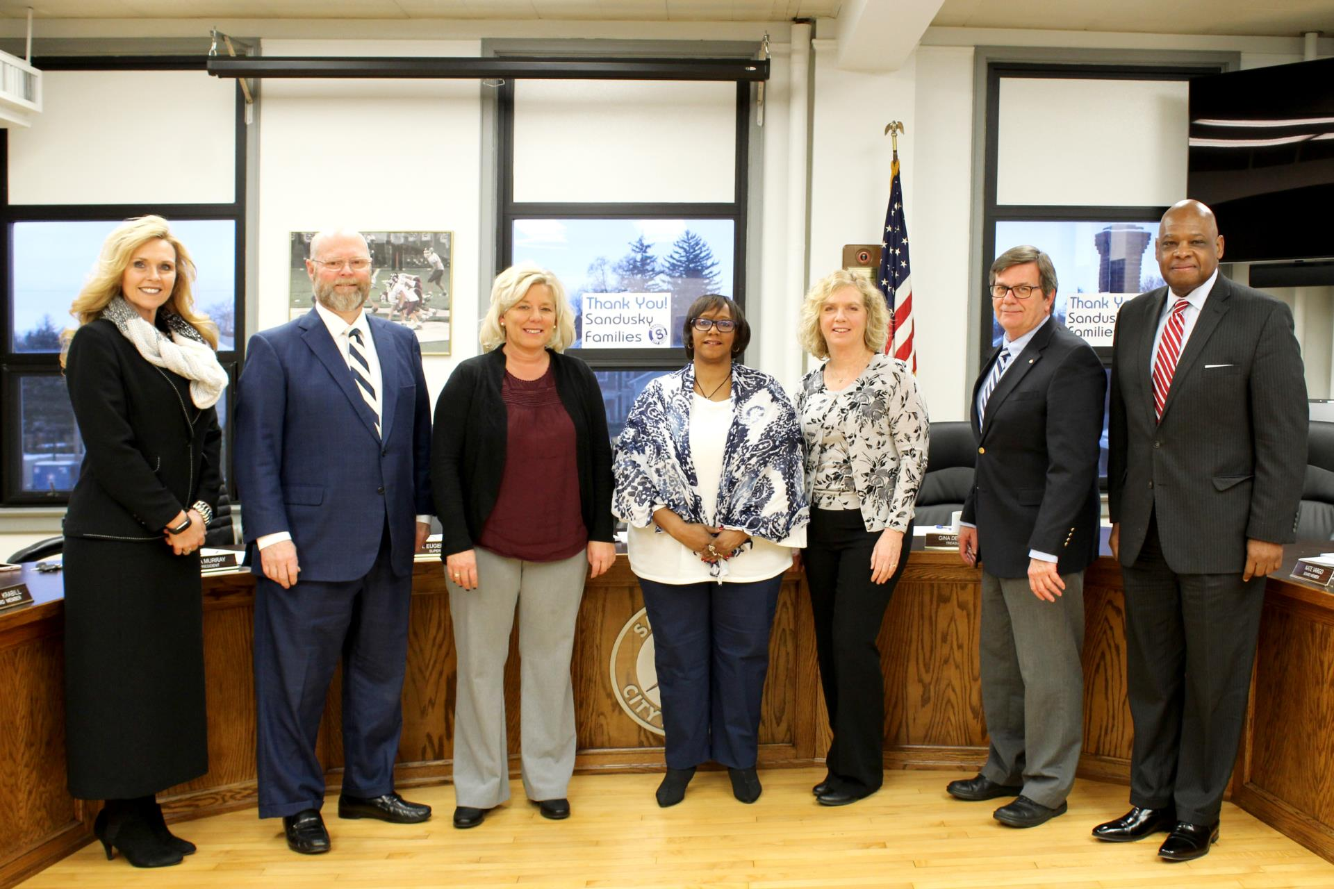 Sandusky City Schools Board of Education