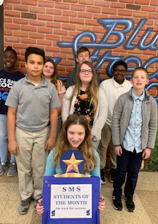 SMS November Students of the Month