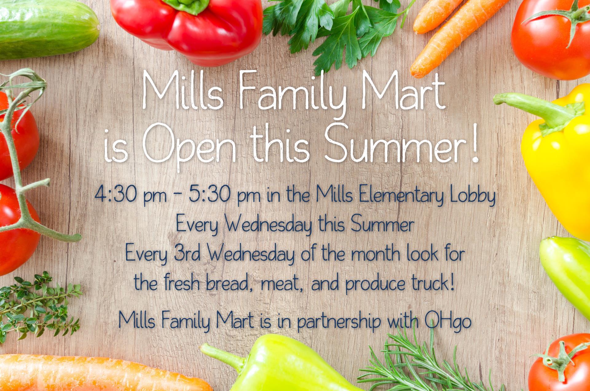 Mills Family Mart