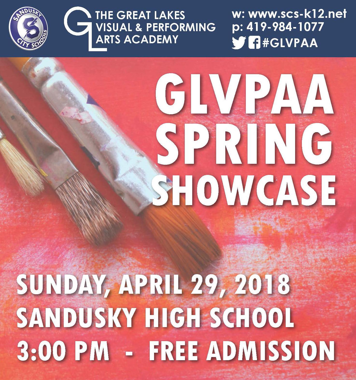 GLVPAA Spring Showcase