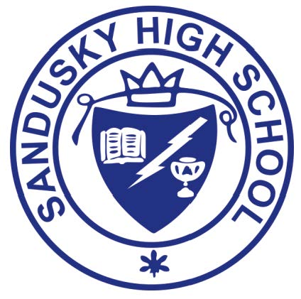 Sandusky High School Seal