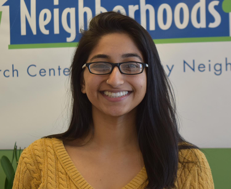 BCOP Graduate Assistant Anjli Shah