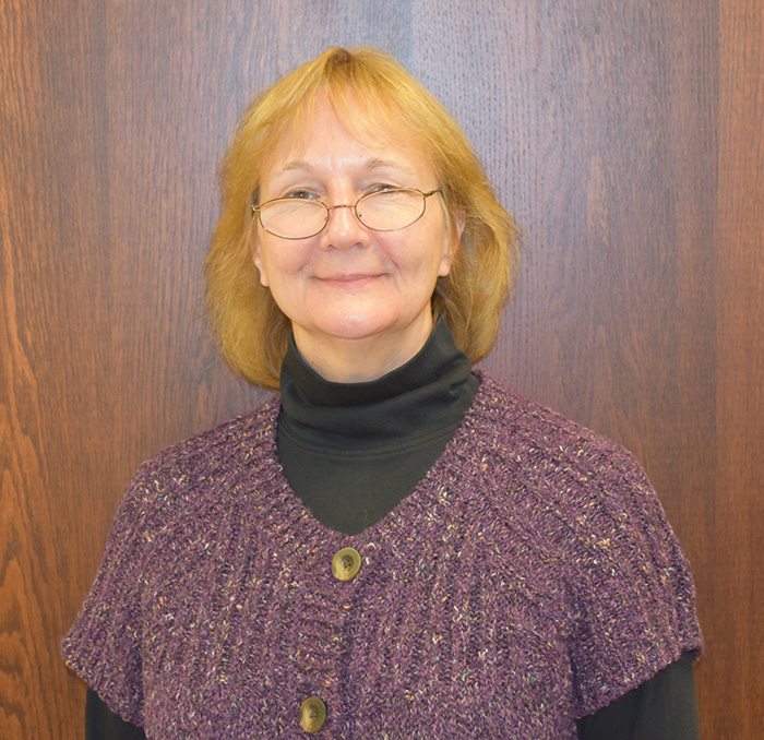 NOCA member Cathy Kopinsky