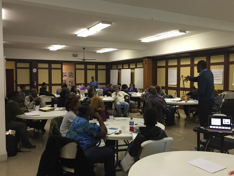 Community Health Ambassadors Training