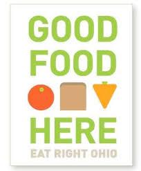 Good Food Here logo