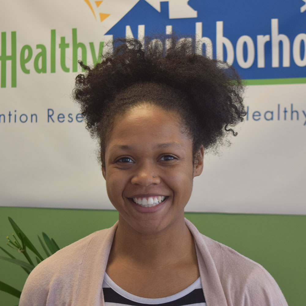 PRCHN Intern Chanell Upshaw