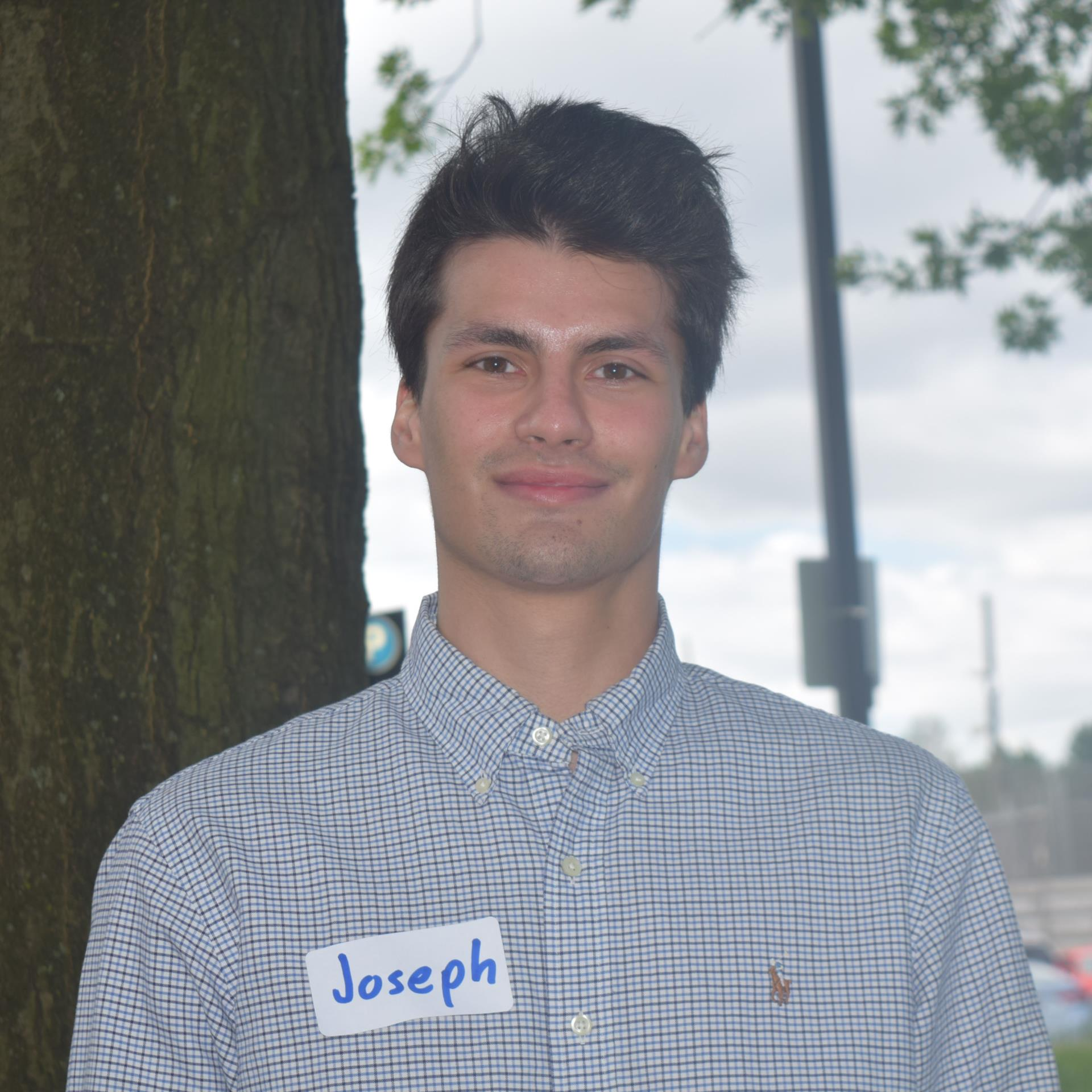 PRCHN Intern Joseph Hnath