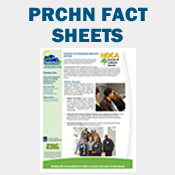 PRCHN Fact Sheets