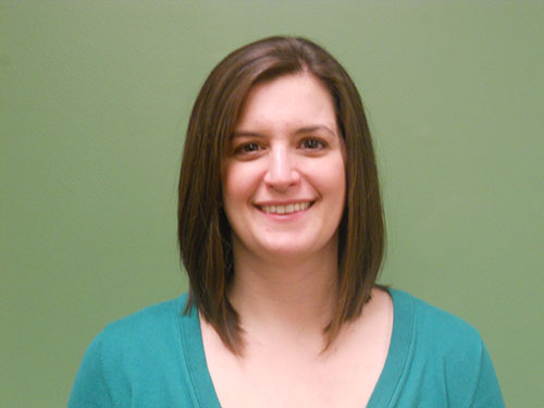 FreshLink Program Manager Kristen Matlack