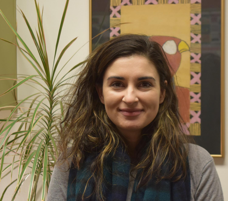 BCOP Graduate Assistant Megan Schmidt-Sane
