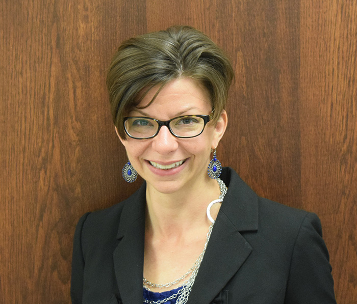 NOCA co-chair elect Patricia Terstenyak