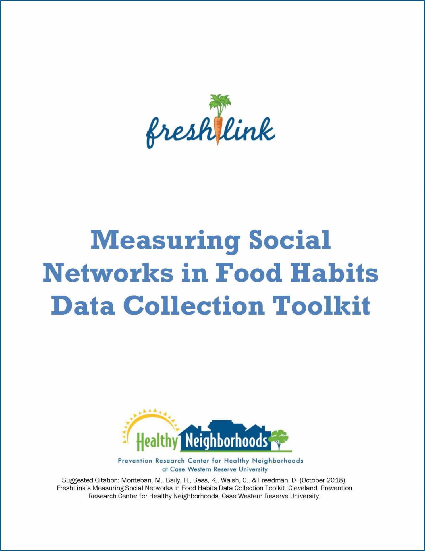 FreshLink Social Networks Toolkit image