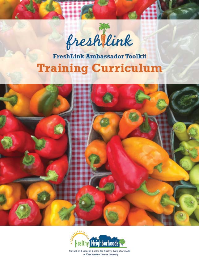 FreshLink Curriculum guide cover