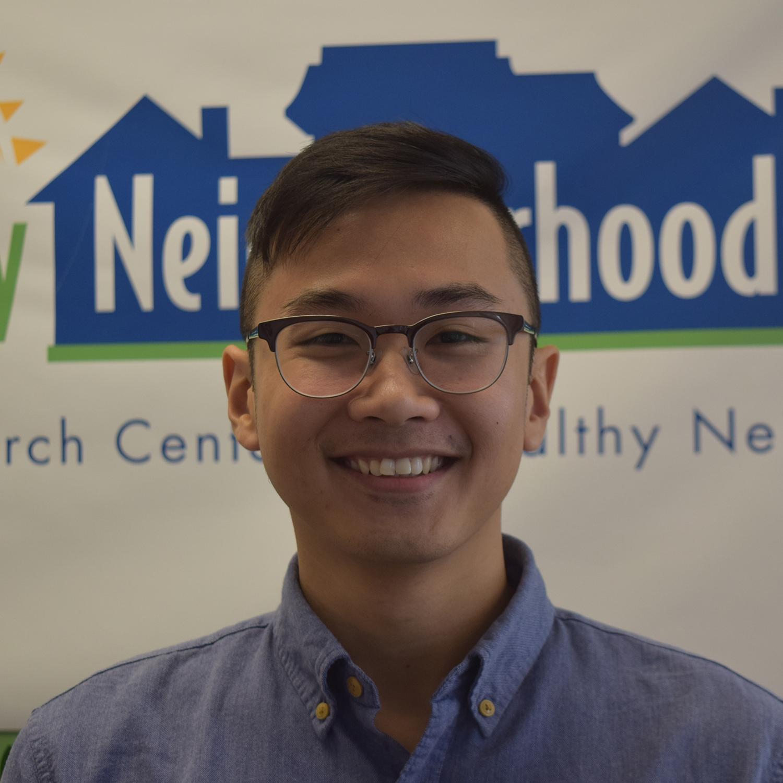 Graduate Assistant Vinh Trinh