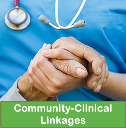 Community-clinical linkages