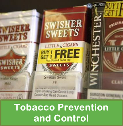 tobacco prevention and control