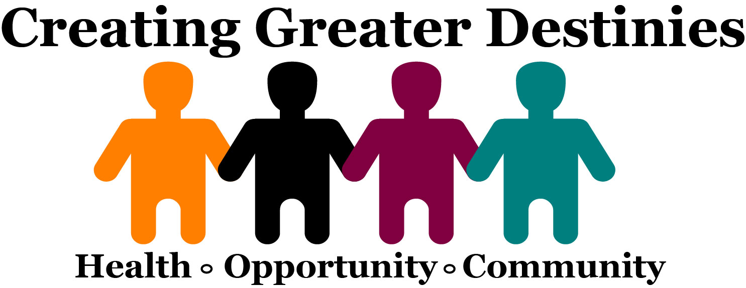 Creating Greater Destinies logo