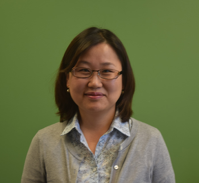 Post-doctoral Scholar Eun-lye Lee