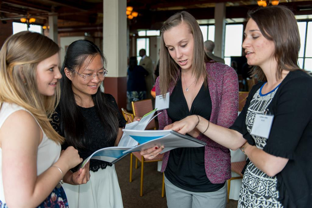 Case PRC interns take a look at the HIP-C plan