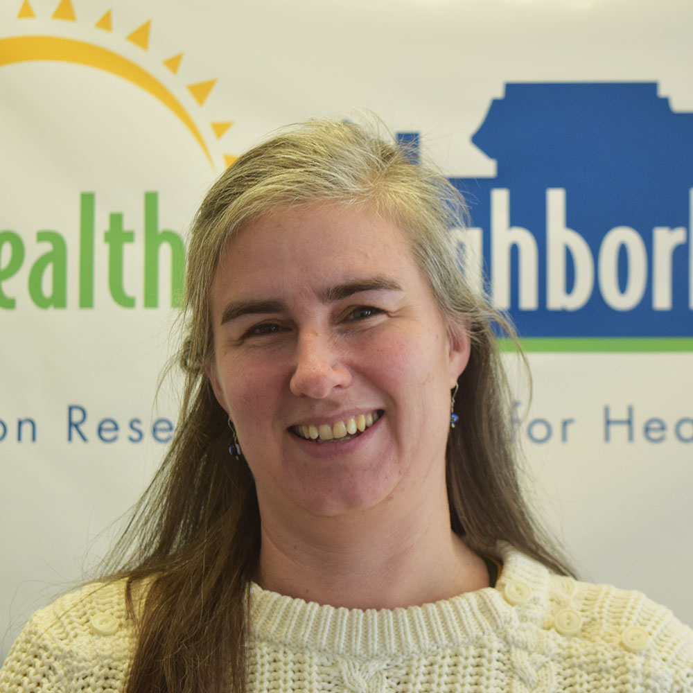 Morgan Taggart, Director of Healthy Food Access Initiatives
