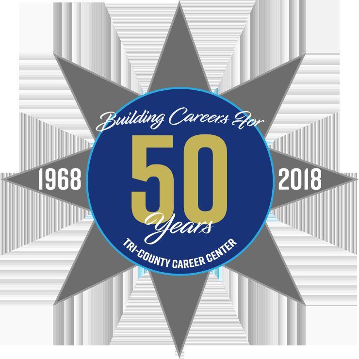 50th Year Anniversary Logo