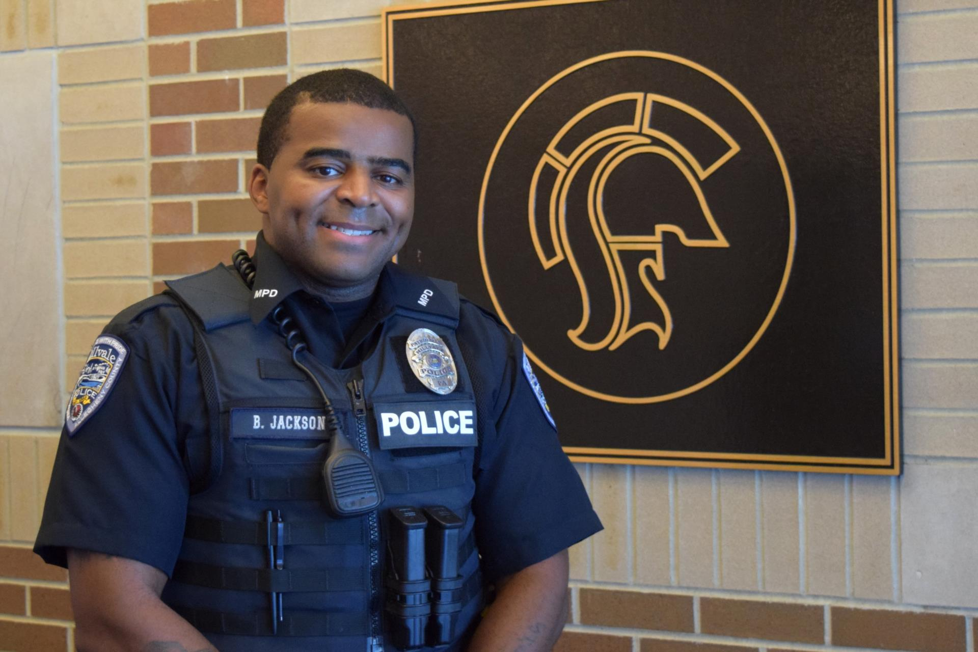 Officer Brenan Jackson