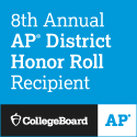8th Annual AP Honor Roll