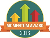 Momentum Award 2016 Graphic