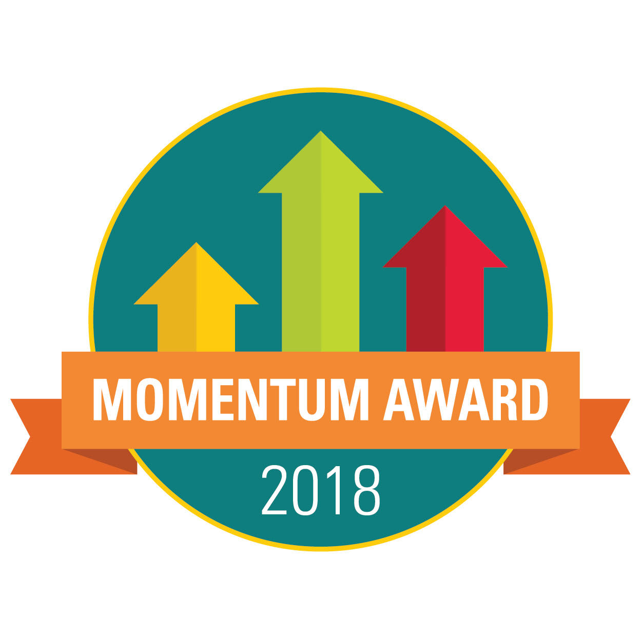 Momentum Award 2018 Graphic