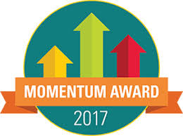 Momentum Award 2017 Graphic