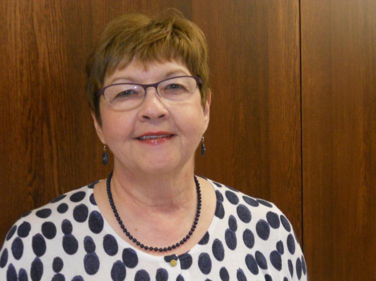 NOCA member emeritus Helen Dumski