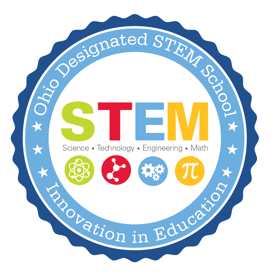 STEM designated Logo