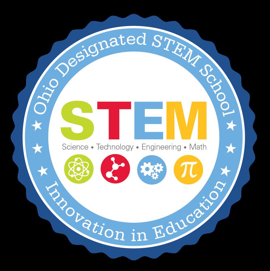 STEM designated Logo