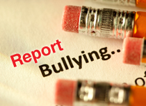 2012 Report Bullying