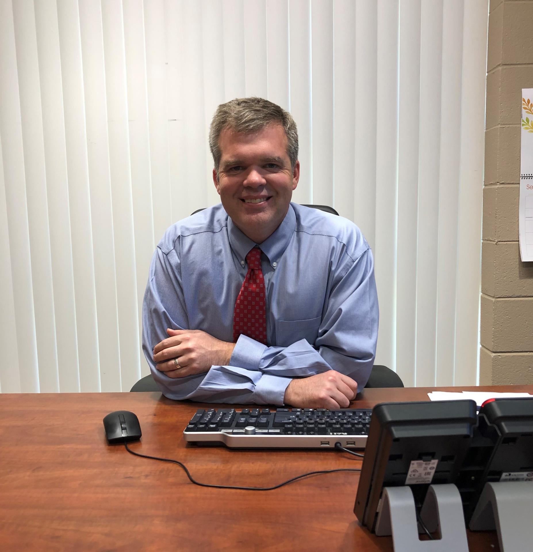 Principal, Todd Moody