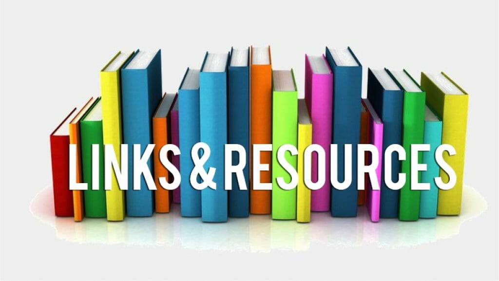 Links & Resources Logo