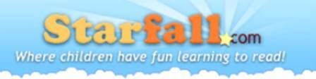 Logo for Starfall