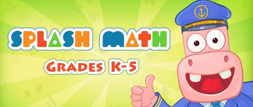 Logo for Splash Math