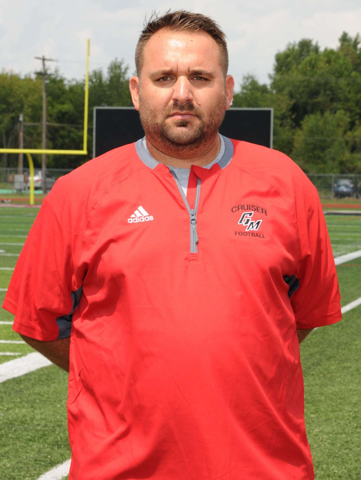 Head Varsity FB Coach