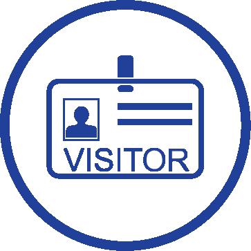 Visitor-badge-icon