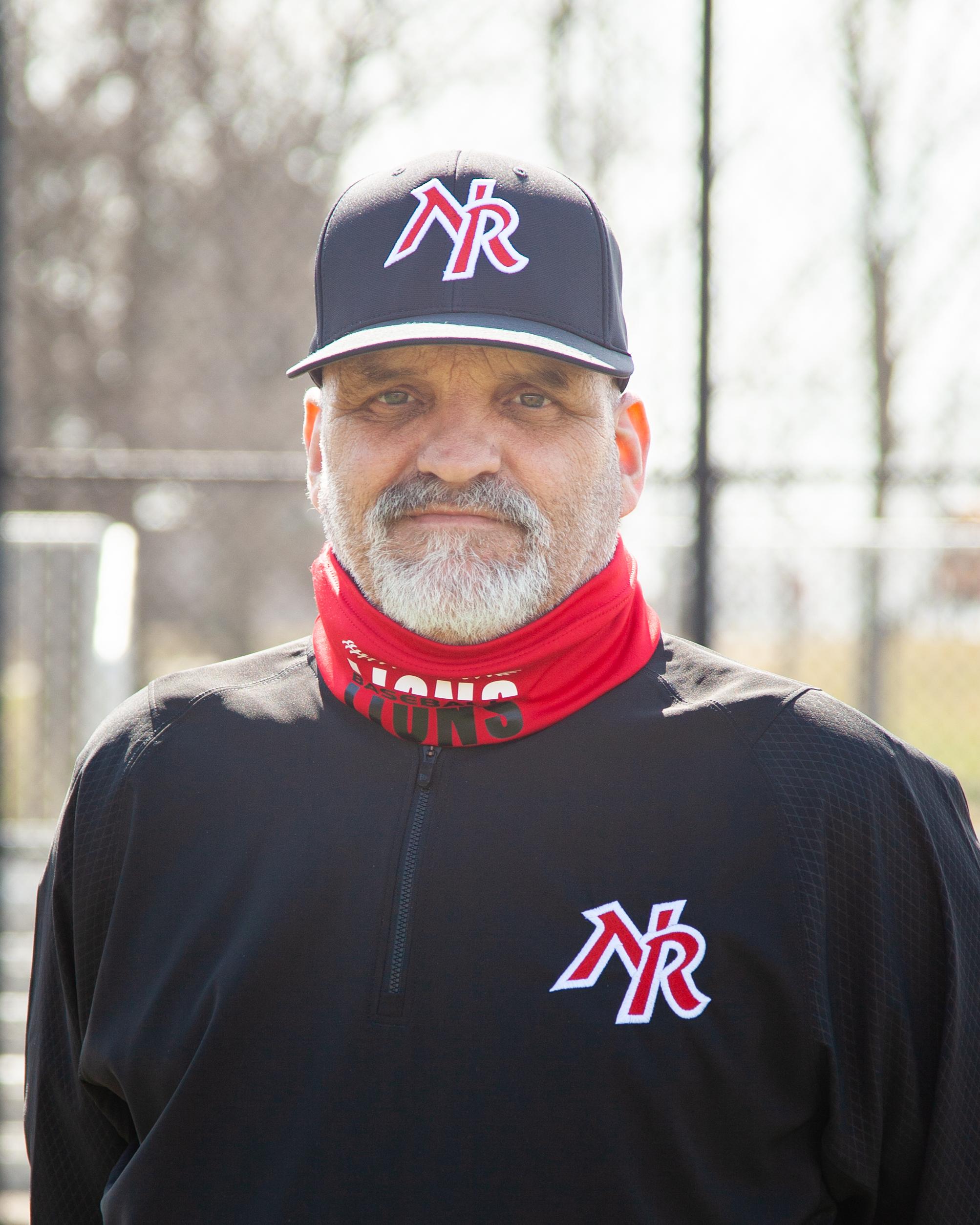 JV Baseball Coach Glenn Ewing