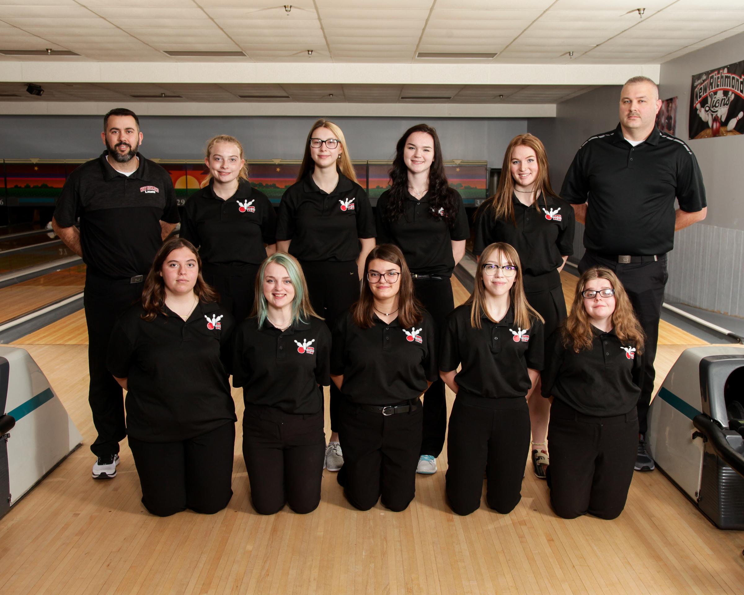 Girls Junior Varsity Bowling