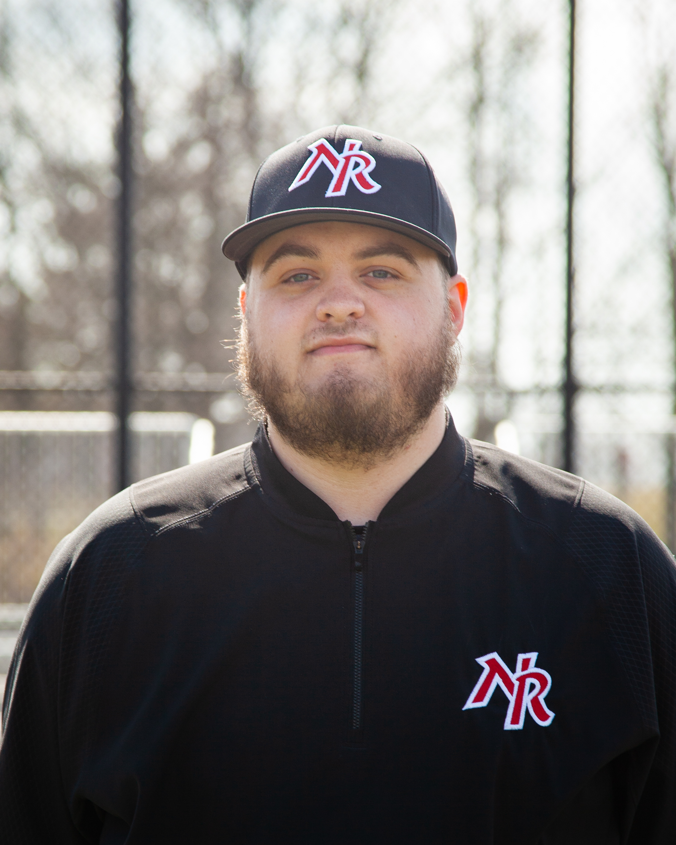 JV Assistant Baseball Coach Austin Ewing