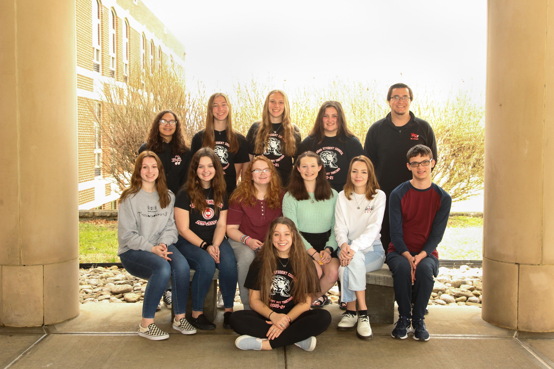 2020 2021 Academic Team