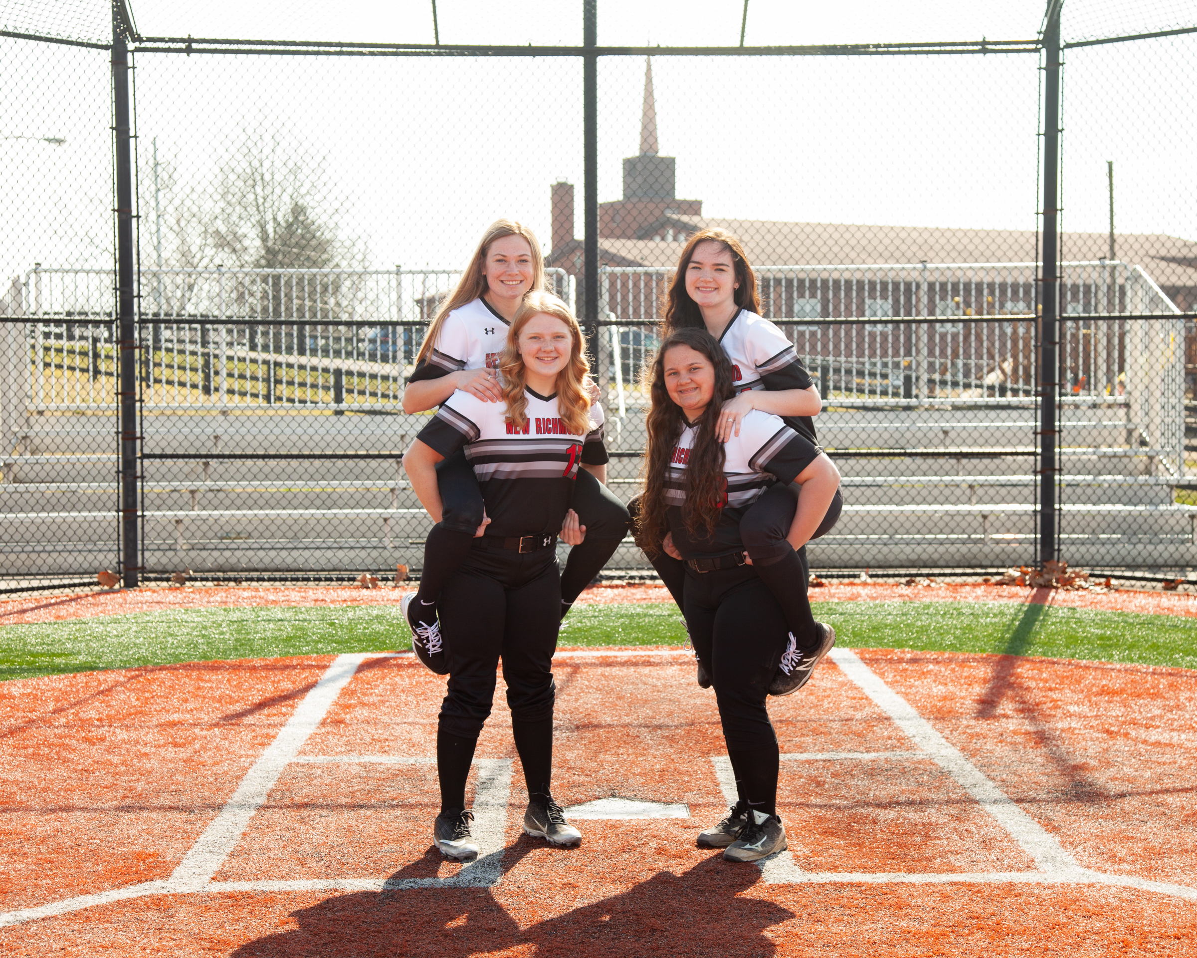 2021 Softball Seniors