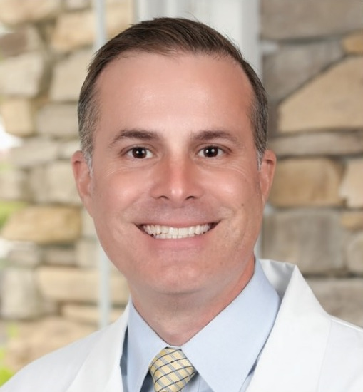 dr. michael laidlaw, team physician